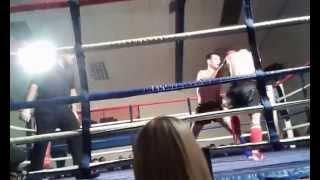 K.O! K1 Fight - Ryan Nelson (MMAX) vs Onur Altun (Phoenix MMA)