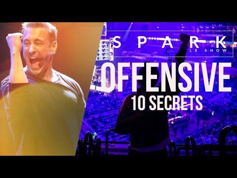 OFFENSIVE - 10 SECRETS I Spark le Show - Franck Nicolas
