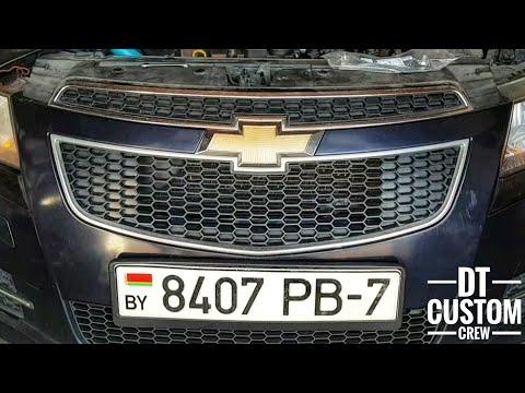 Chevrolet Cruze - Поиск косяков, после слепых.