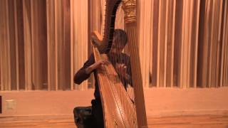 Debussy: Jardins sous la pluie (Estampes) - Sivan Magen, Harp