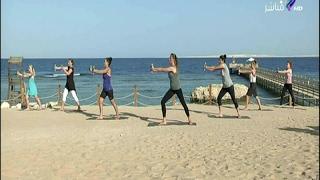 تمارين رياضية لتنشيط الدورة الدموية باستخدام الأوزان على «صباح البلد».. فيديو