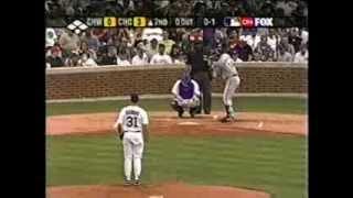 Cubs 4, White Sox 2 (5 1/2 innings) - July 3, 2004 - FOX-TV - PART 1