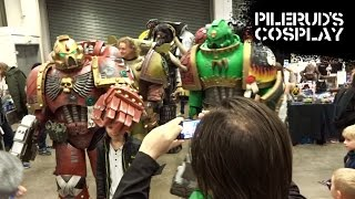 Pilerud's cosplay - SciFiWorld Gothenburg 2017