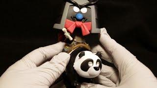 Mulan   Mushu Riding Panda Funko Pop Unboxing   Emerald City Comic Con 2020 Exclusive