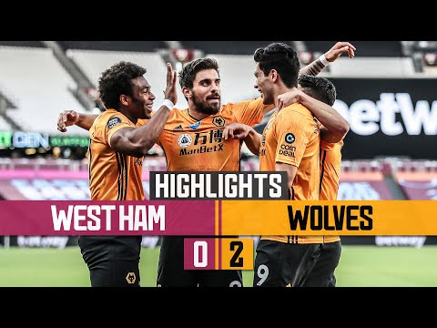 RAUL RESTARTS AND NETO VOLLEYS HOME A BEAUTY! | West Ham United 0-2 Wolves | Highlights
