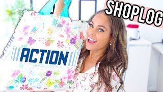 ACTION SHOPLOG - BACK TO SCHOOL  Denise Anna