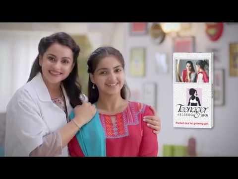 Teenager Bra New Tvc 2019 By Sarita Chadha