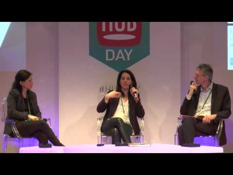 Futur des applications mobile  | Allianz & PMU, Nathalie Lahmi & Julie London