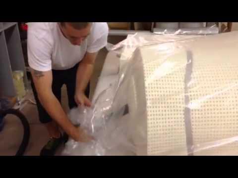 How To Return Or Ship A Latex Foam Memory Mattress