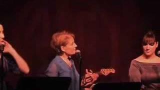 Shoshana Bean, Sarah Davis, Liz Callaway & Natalie Weiss sing Scott Alan