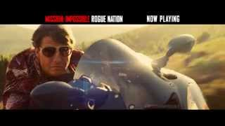 Mission: Impossible Rogue Nation - Drive
