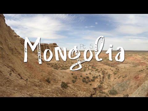 Mongolia Adventure - Pt. 5