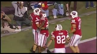 Wisconsin Badgers Top 15 All-time Touchdowns