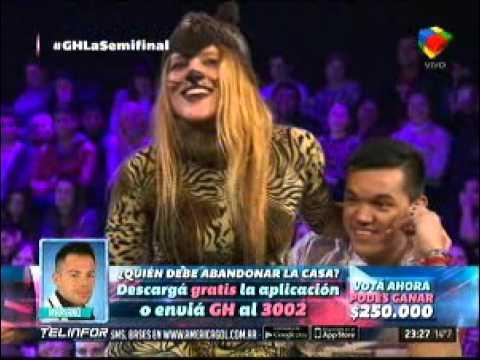 La risa de Jorge Rial cuando Marian le habló de Loly sin saber que están separados
