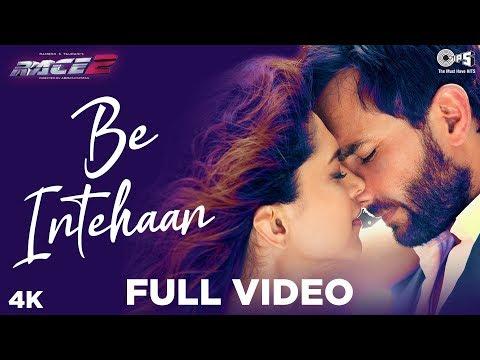 Be Intehaan Full Video - Race 2 | Saif Ali Khan & Deepika Padukone | Atif Aslam and Sunidhi chauhan