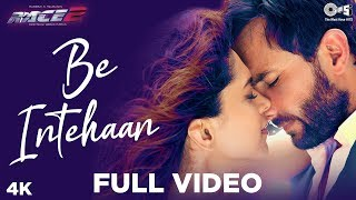 Be Intehaan Full Video - Race 2 | Saif Ali Khan & Deepika Padukone | Atif Aslam and Sunidhi chauhan