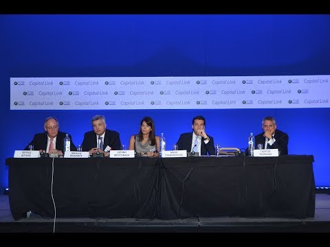 2015 5th Annual Capital Link CSR Forum - Investing In Greek Business On the path to recovery