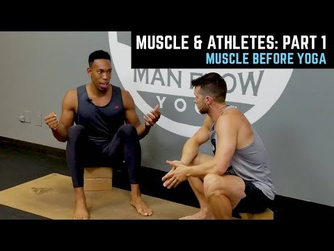Yoga & Muscle for Athletes: Part 1 - Before Yoga (Featuring Chris Isom of IsomZone Fitness)