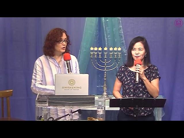 "An Urgent Prophecy Over Taiwan | 興起華人禱告復興運動58'57"""