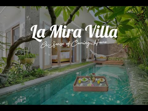 La Mira Villa - Two Bedroom and Three Bedroom Family Villa in Seminyak by  Ini Vie Hospitality