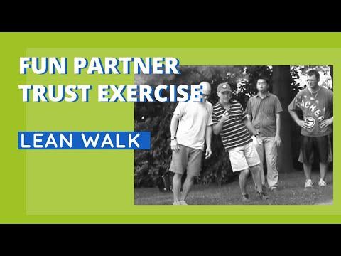 fun trust exercises