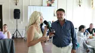 Море любви!!!! Свадьба 25.06.2013. Анастасия и Александр!