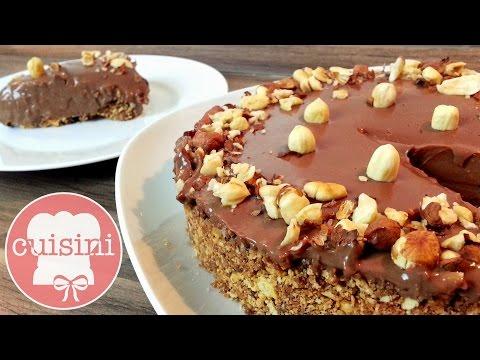 no-bake-nutella-cheesecake-rezept-|-nutella-torte-ohne-backen---cuisini