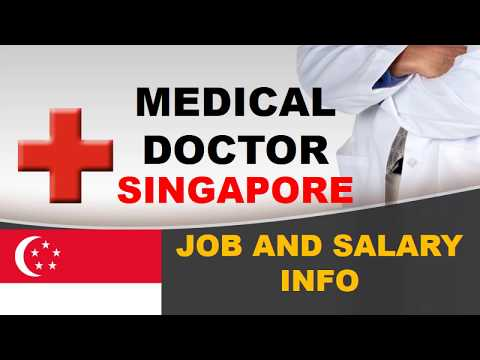 Medical Doctor Salary In Singapore - Jobs And Salaries In Singapore