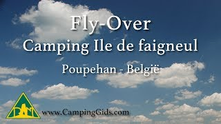 Fly Over Camping Ile de faigneul