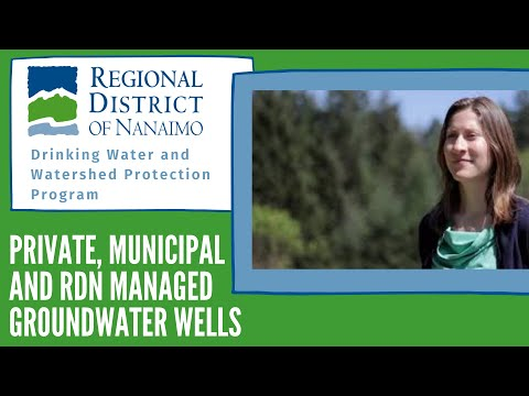 Drinking Water Week 2013 - Private, Municipal and RDN Managed Wells