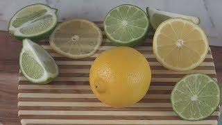 Как приготовить и пить Воду с Лимоном?