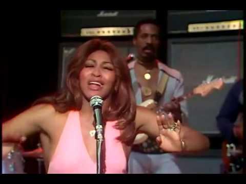 Tina Turner Live Paris 1972, Proud Mary
