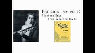 【Lesson】Nineteen Duos selcted from the works of  DEVIENNE