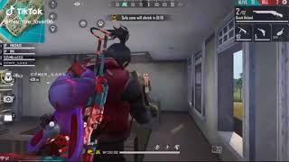 FREE FIRE BEST TIK TOK VIDEO # 1 PART  FREE FIRE BATTLEGROUND