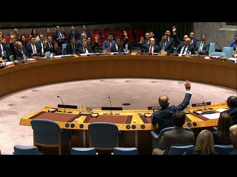 China Urges DPRK To Halt Nuclear Program After UN Voting
