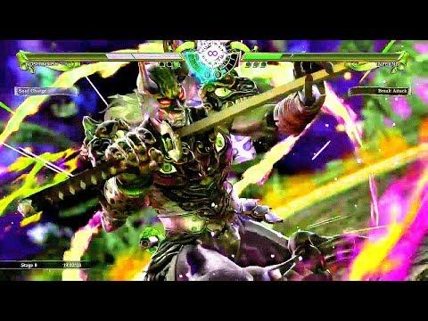 "SoulCalibur 6 - Yoshimitsu - Full Legendary Arcade by DogmaticLeek 19'56""35  #8WAYRUN.com"