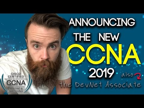 The New CCNA - BIGGEST IT Certification updates EVER
