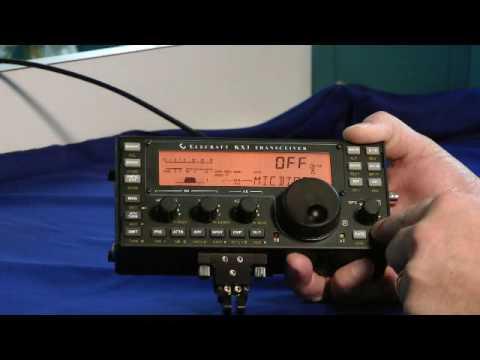 Elecraft KX3 and PX3 Panadapter -            Amateur Radio