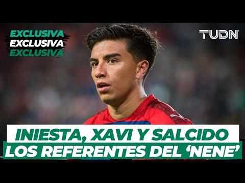 Exclusiva: Los referentes Blaugranas y mexicanos de Fernando Beltrán   TUDN