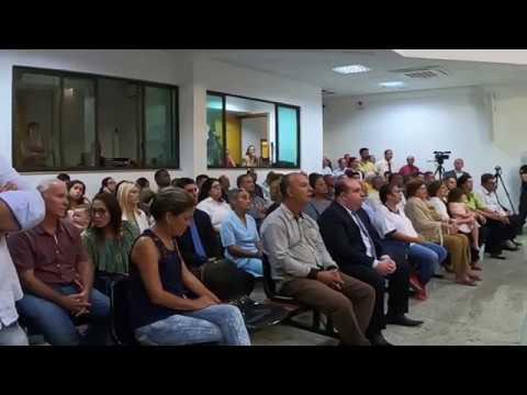 Solenidade de Posse do Prefeito Duílio de Castro em 29-05-2019