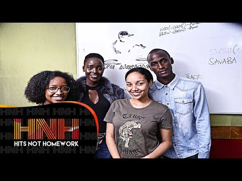 Anita Nderu learns how to model in 2 mins I HNH 984