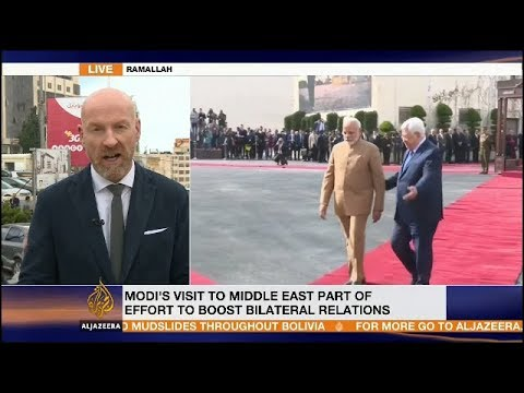 ARAB MEDIA REACTION ON NARENDRA MODI PALESTINE VISIT