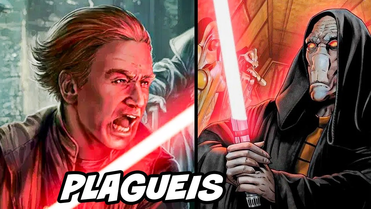 Plagueis Reveals WHY the Jedi are Weaker than Sith