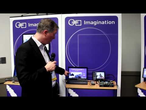 CES 2012: Imagination's communications technology