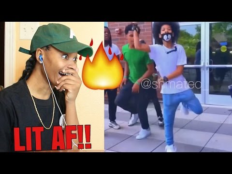 REVERSE Challenge Dance Compilation REACTION!!!