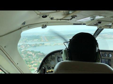 Landing Batticaloa, Sri Lanka BTC from Colombo | Cessna Grand Caravan | Cinnamon Air