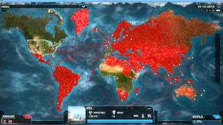 Plague Inc Evolved (PC) - Prion on Brutal (no commentary)