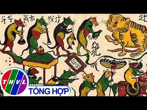 Văn hóa ngày Tết: Hình tượng con chuột trong quan niệm dân gian