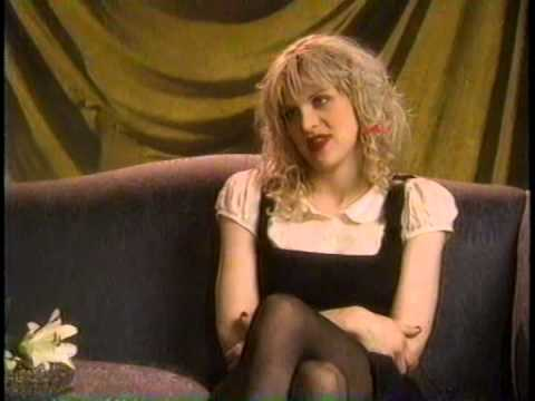 Courtney Love The Hole Story Interview From 994 Aired 495 Pt
