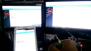 Program Menyalakan LED menggunakan CodeVision AVR